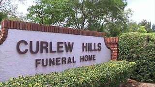 Funeral homes offer streaming services for families due to COVID-19