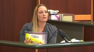 Jimmy Rodgers murder trial: Crime scene technician Kimberly Van Waus returns to the stand