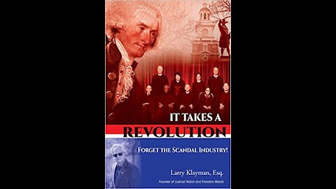Larry Klayman and Charles Moscowitz discuss the coup