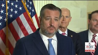 Sen. Ted Cruz leads call for Presdient Biden to stand with Israel 5/19/21
