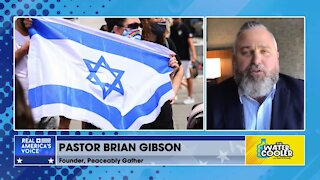 Pastor Brian Gibson: God Gave the Land of Israel to the Jewish People