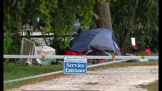 New concerns over homeless at county park