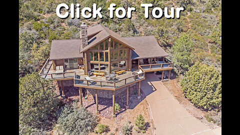 4964 N Trails End Drive, Pine, Arizona (Sally Randall) 05-21