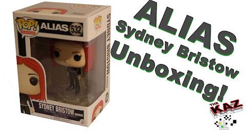 Sydney Bristow Redhead Alias Funko Pop Unboxing
