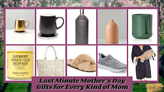 The Teelie Blog | Last Minute Mother's Day Gifts for Every Kind of Mom | Teelie Turner