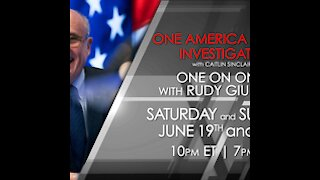 One America Investigates: One on One with Rudy Giuliani