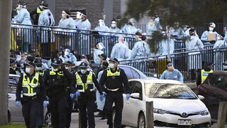 Australia Tightens COVID-19 Restrictions As Cases Surge
