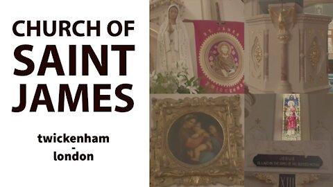 Church of St James, Twickenham (London)