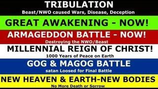 Revelation Made Simple - (AntiChrist, Armageddon, 1000 Years of Peace, Gog & Magog, Rapture)