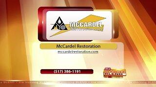 McCardel Restoration - 3/8/21