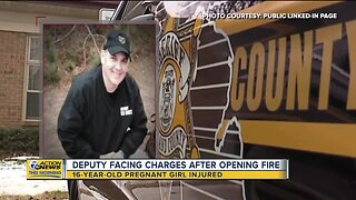 Oakland County deputy accused of firing into vehicle, injuring pregnant teen