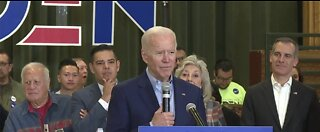 Democratic candidates rally to woo Nevada voters ahead of caucus