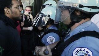 More Than 50 Protestors Sue Chicago Police