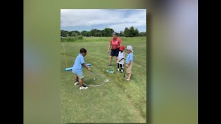 First Tee Greater Detroit & PAL team up for beginner course