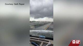 Tornado in Citrus County