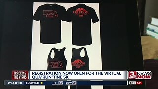 Virtual 5K registration opens today