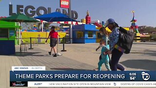 In-Depth: San Diego theme parks prepare for reopening