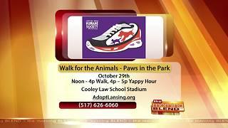 Capital Area Humane Society - 10/24/17