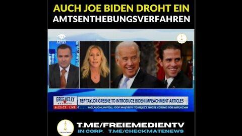 Veröffentlichung der Artikel zum Amtsenthebungsverfahren von Joe Biden