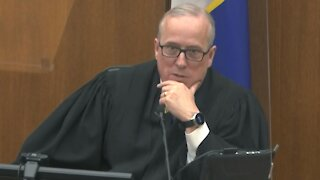 Judge In Chauvin Trial Denies Request To Sequester Jury