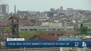 Local real estate market continues to heat up as pandemic continues