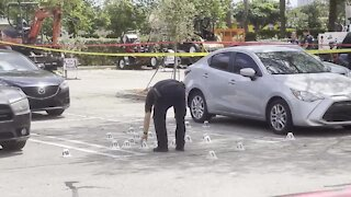 2 men wounded in shootout outside West Palm Beach Home Depot