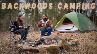 Backwoods Camping | Gourmet Camp Cook | Dome Life