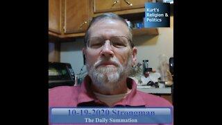 20201019 Strongman - The Daily Summation