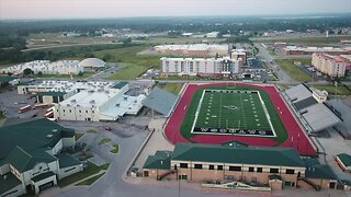 Sky2 Drone over Catoosa Public Schools