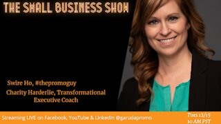 Developing a growth and winning mindset in business | Charity Haderlie