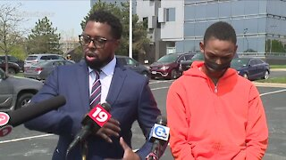 Man shot by DEA agent denies threatening or having gun
