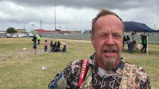 SOUTH AFRICA - Cape Town - Kite Festival in Heideveld (Video) (wtd)