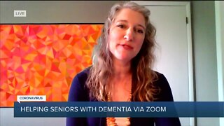 Zoom Classes for Seniors with Dementia