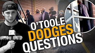O'Toole breezes past our question on COVID-19 vaccine medical, religious exemptions
