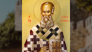 """St. Gregory Nazianzen Refutes """"Orthodoxy"""" On The Papacy"""