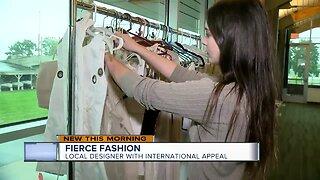 Young Milwaukee designer creates pieces for Ariana Grande, Halsey