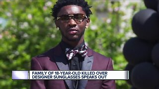 Family of 18-year-old killed over designer sunglasses speaks out