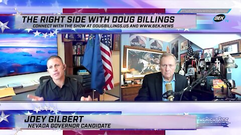 The Right Side with Doug Billings - October 19, 2021