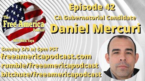 Episode 42: Daniel Mercuri