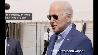 Biden .... in the last 24hours