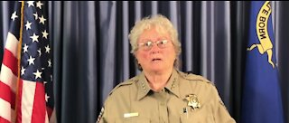 Nye County Sheriff's Office speaks out after republican commitee's website