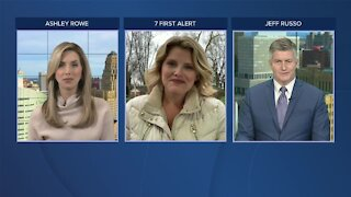 7 First Alert Forecast 5 p.m. Update, Thursday, April 1