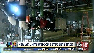 Hillsborough students start new school year with safety upgrades