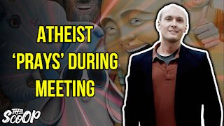 Atheist Gives OUTRAGEOUS Prayer During City Council Meeting