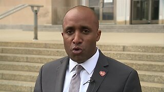 News Conference: Mayor Lucas talks stay at home order