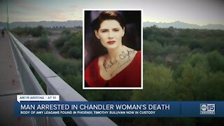 Man arrested in Chandler woman's death