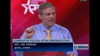 Rep. Jim Jordan Praises Trump, HAMMERS Democrats for Election Integrity Hypocrisy