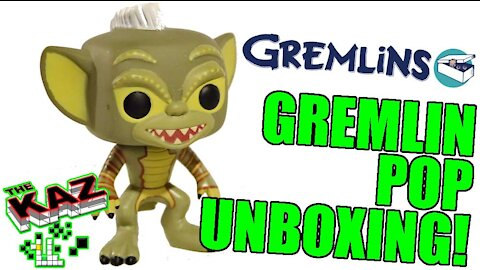 Gremlin Funko Pop Unboxing