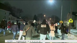 Protest arise after no charges against Officer who shot Jacob Blake