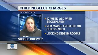 Day care provider charged with child neglect